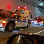 【1/2】首都高霞ヶ関トンネルでルーレット20台事故❗️スピンして大破!ロードスターからAMG E63まで!