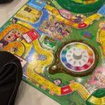 【今日の遊び】ルーレット人生ゲーム!6歳9歳11歳