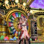 PSO2-幸運輪盤中大獎-リーリールーレット