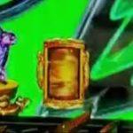 【当たるぇぇ!!】蒼天の拳双龍 金のルーレット保留❔ パチンコ演出 激熱