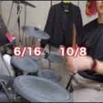 【混合拍子】#Roulette Groove Pt.1【ルーレットで拍子決め】