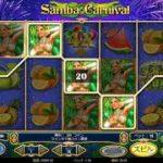 【オンラインカジノ】Samba Carnival bigwin