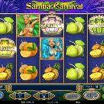 【オンラインカジノ】Samba Carnival bonus
