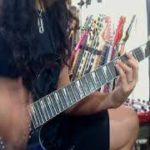 ダーティペア ロ・ロ・ロ・ロシアンルーレット guitar cover / 中原めいこ