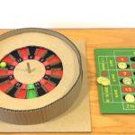 ミニ・カジノ・ルーレットの作り方 / How to make a Mini Casino Roulette Game