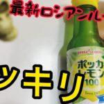 【ドッキリ】サドンデスソースよりもポッカレモン苦〜最新ロシアンルーレット〜