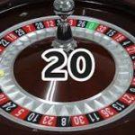 Casino  本日のルーレット