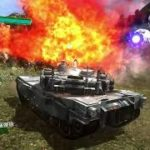 【PS4実況】ルーレットで兵科を決める地球防衛軍4.1 Part.040