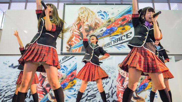 [4K] フルーレット 「SMILE STEP」 アイドル ライブ Japanese idol