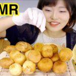 【ASMR】ロシアンルーレット揚げボール食べるだけ。(BGM,喋り抜き版)