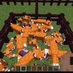 キツネ式ルーレット/Fox roulette (Minecraft JE)