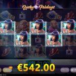 【オンラインカジノ】Lucky Fridays パーティータイム ワイルドパーティー