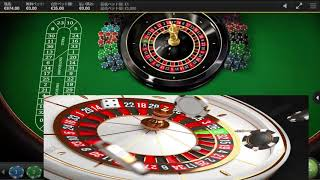 Roulette New Strategy ルーレット新ロジック