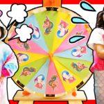 マーメイド VS ユニコーン☆ ルーレットで変身ごっこをしてあそんじゃおう! バービーファンタジーかみあそび ゆうちゃんほのちゃん / Barbie Fantasy Hair