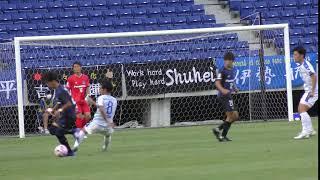 ガンバ大阪 山本悠樹選手 ルーレットターン Yamamoto Yuki GAMBA OSAKA