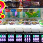 【クレーンゲーム】閉店間際トレジャーロード1万円以上光るルーレット回した結果!【KTG】限定スマホスタンド!ラバーストラップ!