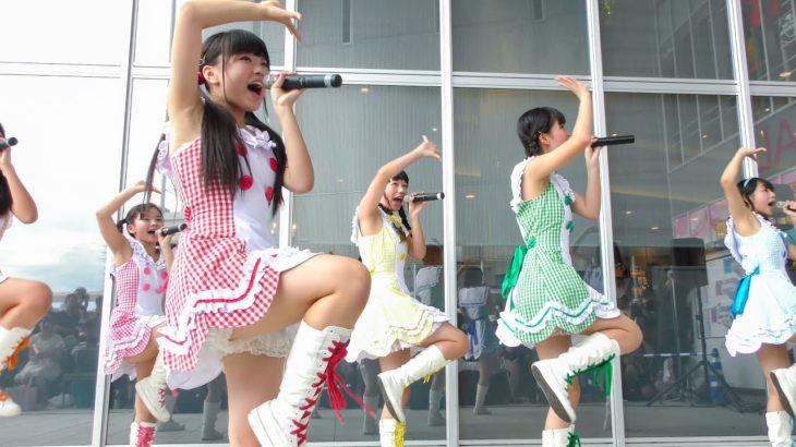 [4K] フルーレット 「充実エブリデイ!!!!!!! / SMILE STEP」 アイドル ライブ Japanese idol group