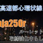 首都高C1ルーレット(Ninja250r)