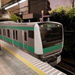 電車でGO!! はしろう山手線: デイリールーレット – 埼京線 平日 普通10両 17:18