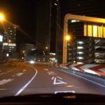東京ドライブ 12 首都高速 都心環状線 C1 ルーレット族 通行規制