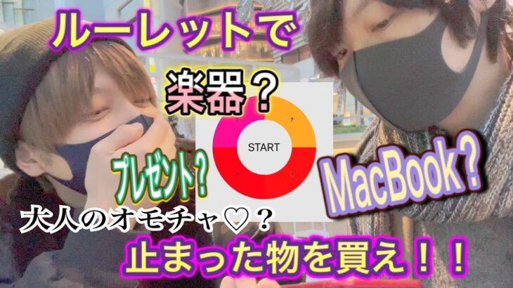 【恐怖企画】総額○○万円?! 初売りで買う物をルーレットで決めたらまさかの…