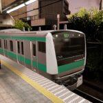 電車でGO!! はしろう山手線: デイリールーレット – 埼京線 休日 普通10両 17:21