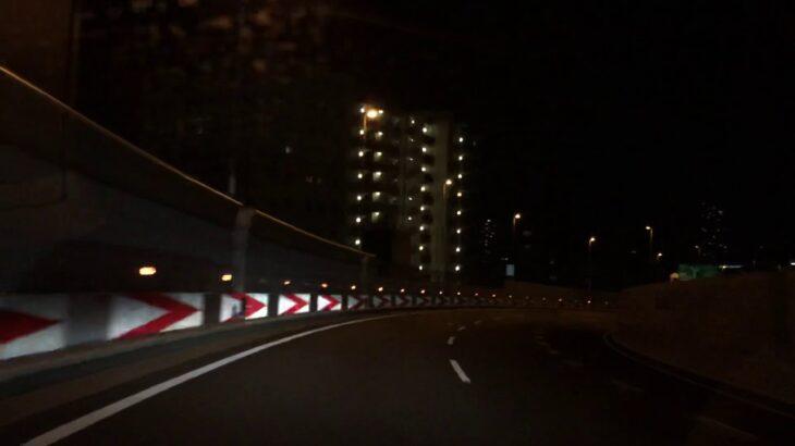 首都高ルーレット族2013年  ポルシェ→ FD?JZX100?→ GT-R34→ WRX