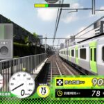 電車でGO!! はしろう山手線プレイ動画 デイリールーレットモード 山手線内回り 鶯谷→駒込