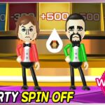 Wii パーティー ルーレット (Wii Party, Spin Off, Master Com) Player Rodriguez | AlexGamingTV