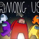 【AmongUs】第1回ルーレットアマングアス【茸(たけ)視点】