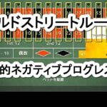 ゴールドストリートルーレット紹介と攻略を実践【俺のベラジョンカジノ】