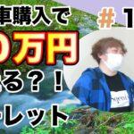 【10万円ルーレット#181】中古車購入で10万円当たるルーレットに挑戦!