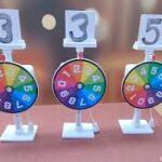 【Capsule toy】大抽選会1等24億!?/ルーレット マスコット 全5種コンプリート