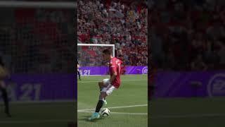 FIFA21 クリスティアーノ・ロナウド  ルーレット #shorts